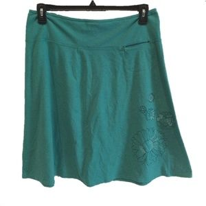 Life is Good Mint Green Athletic Skirt